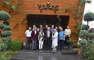 Amasya turizm geliştirme toplantısı