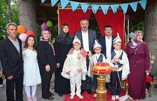 Bafra Belediyesi Geleneksel Sünnet Şöleni