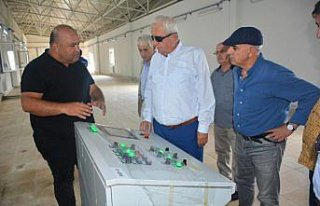 Ereğli Belediye Başkanı Halil Posbıyık'dan inceleme
