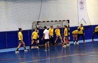 Kastamonu Belediyespor'da Şampiyonlar Ligi hazırlıkları