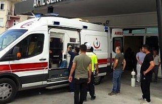 Sinop'ta trafik kazaları: 5 yaralı