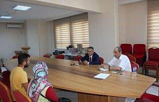 Tosya'da halk günü toplantısı gerçekleştirildi