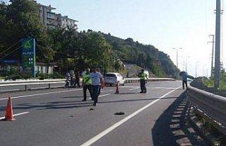 Zonguldak'ta otomobilin çarptığı çocuk öldü