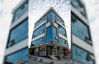 Arnavutköy'deki FRT Airlines Oteli'nden sağlık...