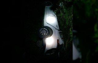 Giresun'da iki ayrı trafik kazasında 2 kişi...