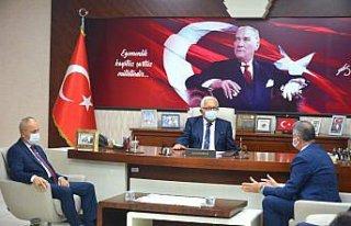 AK Parti Ereğli İlçe Başkanı Saffet Bozkurt'tan...