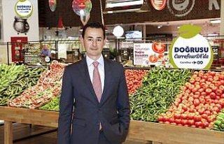 CarrefourSA'dan yeni dönem stratejisi