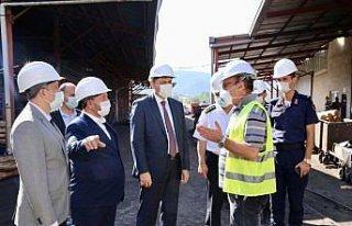 GÜNCELLEME 2 - Çorum'da kömür madeninde patlama:...
