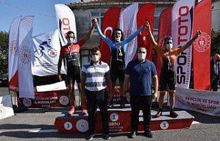 Masterlar Türkiye Yol Bisikleti Şampiyonası Ordu'da...