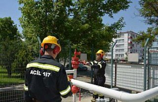Bursagaz, güvenli doğal gaz kullanımı konusunda...