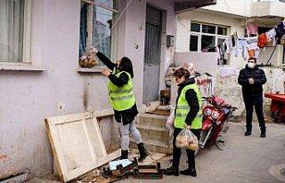 Sinop Belediyesi ihtiyaç sahibi vatandaşlara soğan...