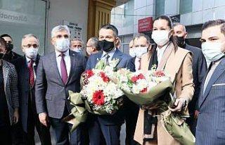 Tarım ve Orman Bakanı Bekir Pakdemirli, Samsun'da...