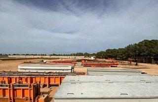 Türk şirketin Libya'da kurduğu, ülkenin en büyük...