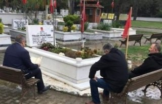BAFRALI ŞEHİT PEHLİVAN' IN ŞEHADETİNİN...