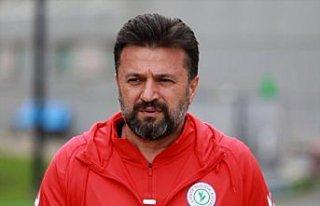 Çaykur Rizespor Teknik Direktörü Bülent Uygun'dan...