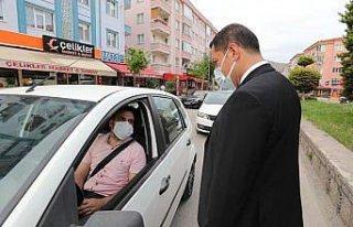 Amasya Valisi Mustafa Masatlı, tam kapanma tedbirlerini...