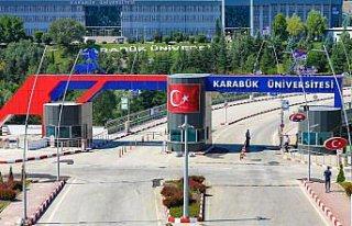 Karabük Üniversitesi, İsrail'in Kudüs ve Mescid-i...