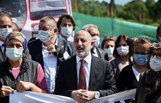 CHP Genel Başkan Yardımcısı Öztunç, Zonguldak'ta...