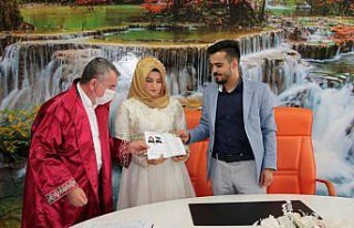 Havza Belediye Başkanı Özdemir'den düğünlerde...