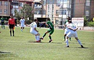 İşitme Engelliler Futbol Birinci Lig maçları Karabük'te...