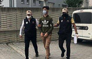 Samsun'da terör örgütü DEAŞ operasyonunda...