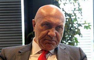 """Samsunspor Kulübü Başkanı Yıldırım: """"Başımızı..."""