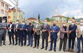 Tosya'da 100 yataklı Proje Yatılı Kız Kur'an Kursu'nun...