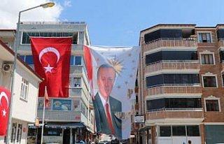 Samsun'da 15 Temmuz Demokrasi ve Milli Birlik...
