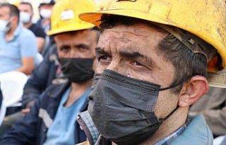 Bolu'da maden işçilerine iş sağlığı ve güvenliği...