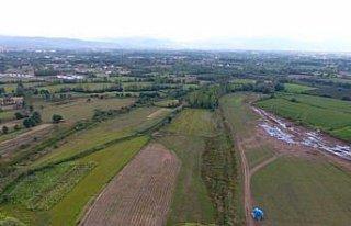 Düzce'deki tarım arazileri 49 yıldır Hasanlar...
