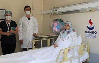 Gaziantep'te böbrek nakliyle sağlığına kavuşan...