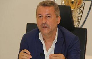 Giresunspor Başkanı Karaahmet: