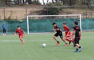 Havza'da Yaz Futbol Okulları Geleceğin Yıldızları...