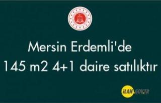 Mersin Erdemli'de 145 m² 4+1 daire icradan satılıktır