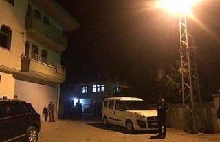 Şehit Muhammed Öztürk'ün Kastamonu'daki baba evinde...