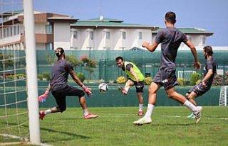 Trabzonspor, Sivasspor maçının hazırlıklarına...