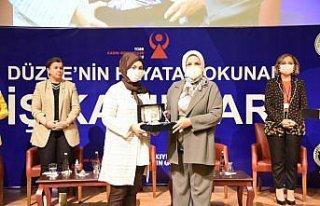 AK Parti Genel Merkez Kadın Kolları Başkanı Keşir,...