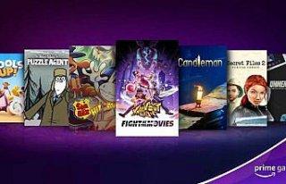 Amazon Prime Gaming'in eylül ayı ücretsiz oyunları...