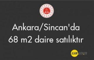 Ankara/Sincan'da 68 m² daire icradan satılıktır