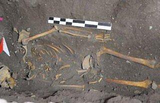 Artvin Gevhernik Kalesi'ndeki arkeolojik kazı tarihe...
