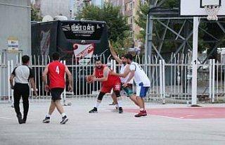 Bolu'da Sokak Basketbolu ve Kum Voleybolu 30 Ağustos...