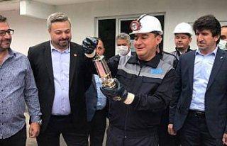 DEVA Partisi Genel Başkanı Babacan, Zonguldak'ta...