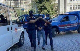 GÜNCELLEME - Samsun'daki arazi cinayetinin şüphelilerinden...