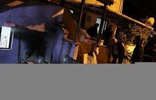 Mudurnu'da evde çıkan yangın söndürüldü