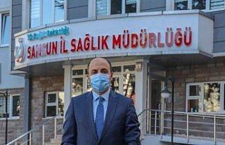 Samsun Sağlık Müdürü Oruç aşının önemine...