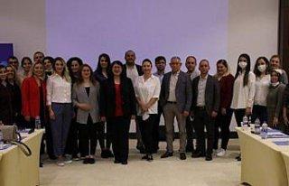 Samsun'da Öz Finans-İş Sendikası üyelerine...