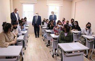 Samsun'da Sosyal Dayanışma Merkezi törenle...