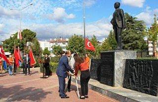 Taşova'da İlköğretim Haftası kutlandı