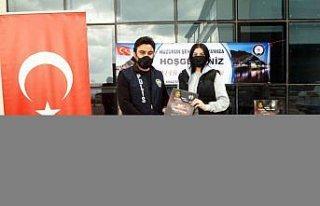 Amasya'da üniversite öğrencileri