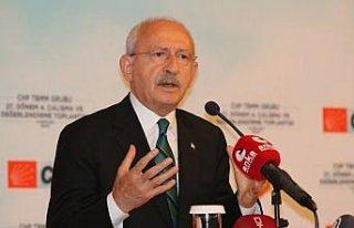 CHP Genel Başkanı Kılıçdaroğlu, partisinin Abant...